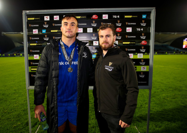 ronan-kelleher-is-presented-with-the-guinness-pro14-man-of-the-match-award-by-paddy-carberry