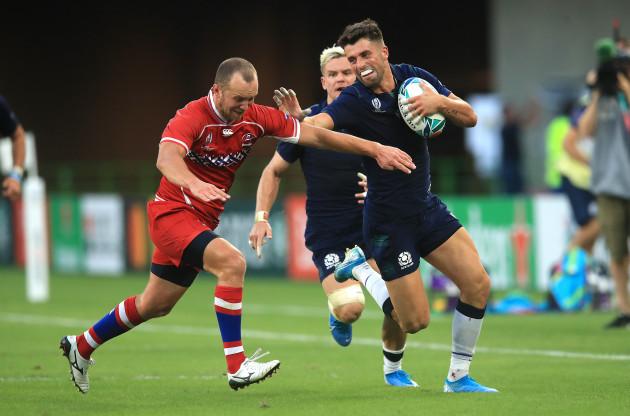 Finn Russell scotland-v-russia-pool-a-2019-rugby-world-cup-shizuoka-stadium-ecopa