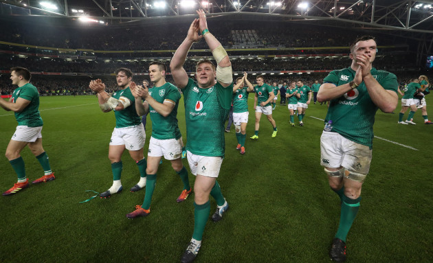 irelands-jacob-stockdale-andrew-porter-jonathan-sexton-tadhg-furlong-and-james-ryan-celebrate-after-the-game
