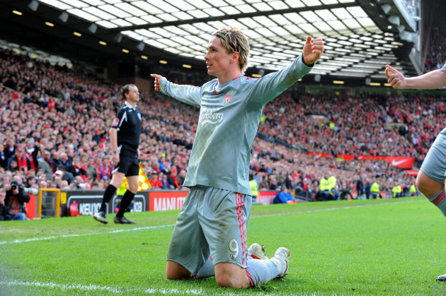 soccer-barclays-premier-league-manchester-united-v-liverpool-old-trafford