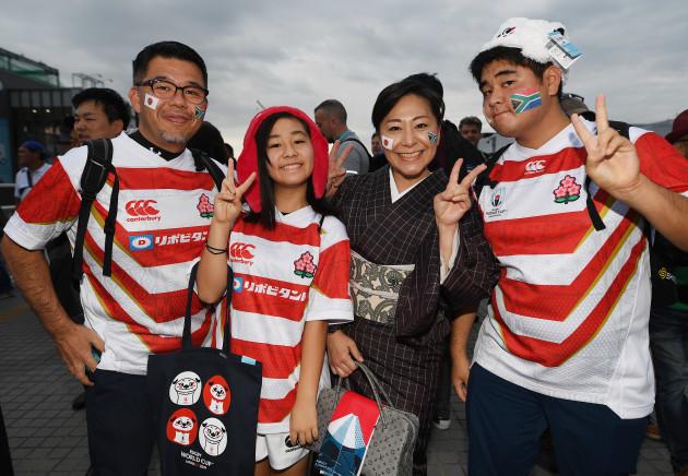 japan-fans