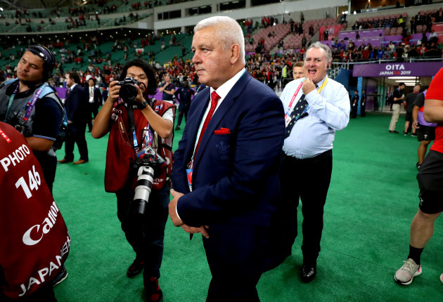 wales-v-france-2019-rugby-world-cup-quarter-final-oita-stadium