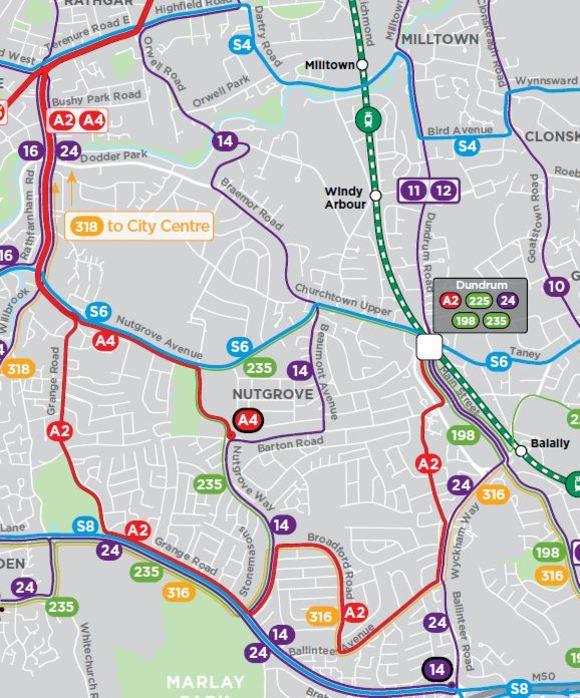 Westport to Knocklyon - 6 ways to travel via train, and plane
