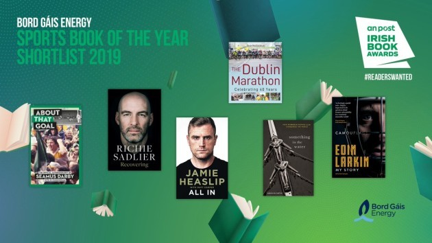 Sports Book of the year