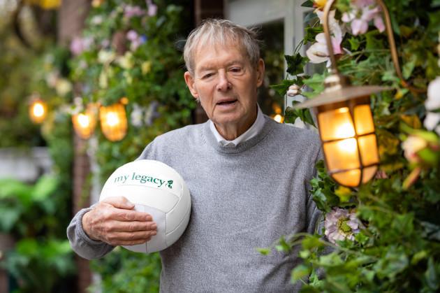 Mícheál Ó Muircheartaigh Launches Legacy-5