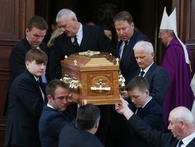 013 Gay Byrne funeral_90584518 (1)