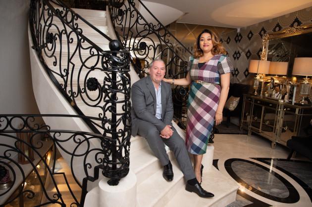 Noel & Valerie Moran