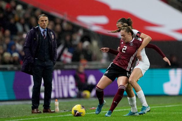 england-women-v-germany-women-international-friendly-wembley-stadium