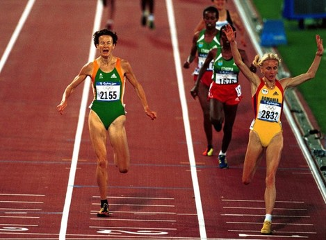 sonia-osullivan-wins-silver-at-the-olympic-games