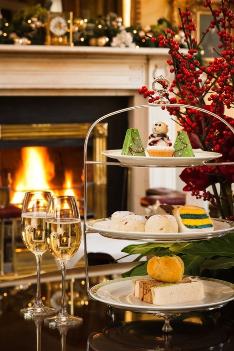 The Merrion Hotel - Festive Afternoon Tea