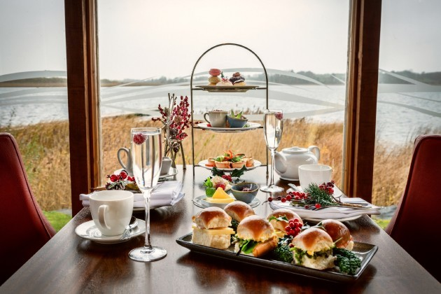 The Wineport Lodge - Festive Afternoon Tea