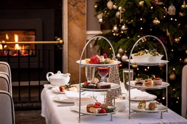Butler House - Festive Afternoon Tea
