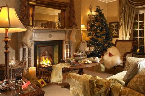Hayfield Manor - Christmas