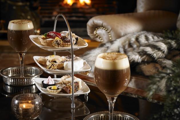 Killarney Royal - Festive Afternoon tea
