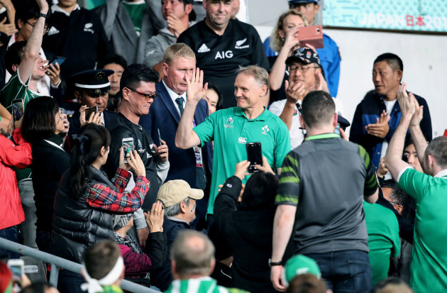 joe-schmidt-walks-down-through-the-crowd-after-the-game