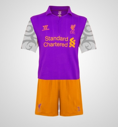 size 40 37d4f f9146 This couldn't be Liverpool's new third kit... could it? · The42