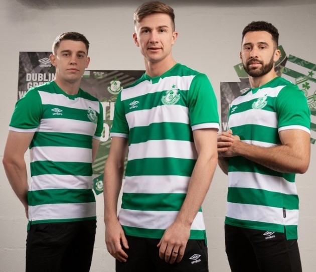 New Rovers jersey