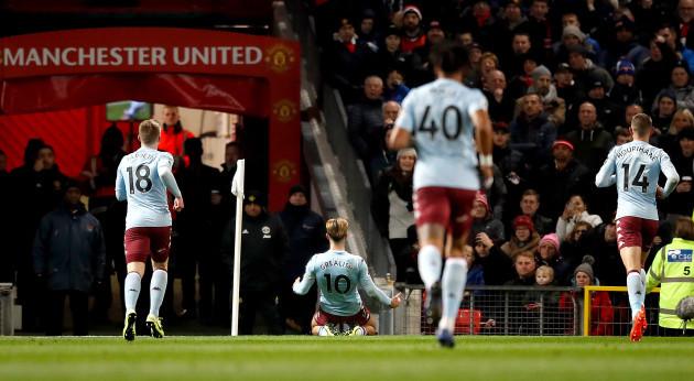 manchester-united-v-aston-villa-premier-league-old-trafford