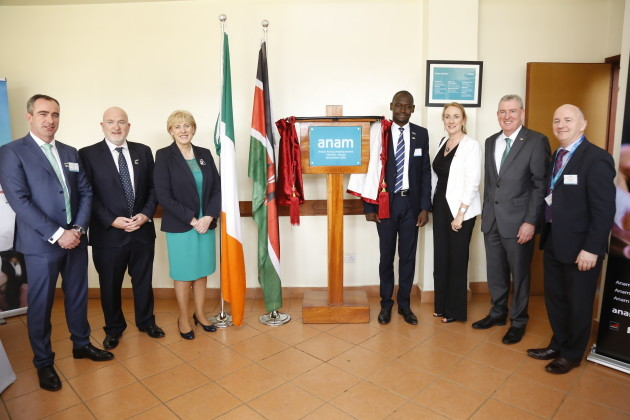 ANAM africa office opening 2