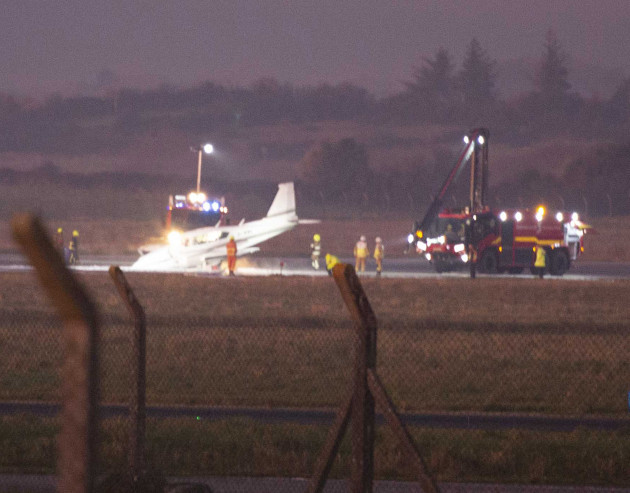 Shannon Airport Incident 1