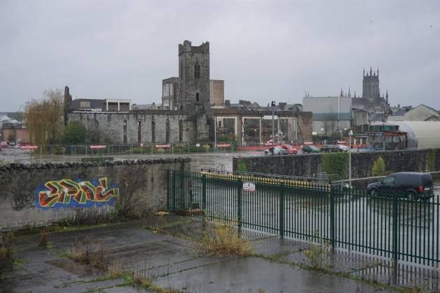 Kilkenny Central Access Scheme - Current Status - Kilkenny