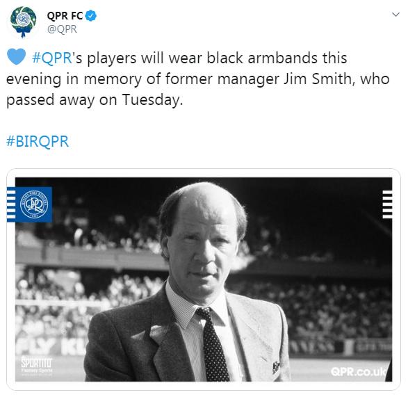Jim Smith QPR