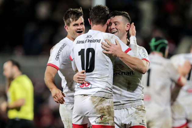 john-cooney-celebrates-at-the-final-whistle-with-louis-ludik-and-billy-burns