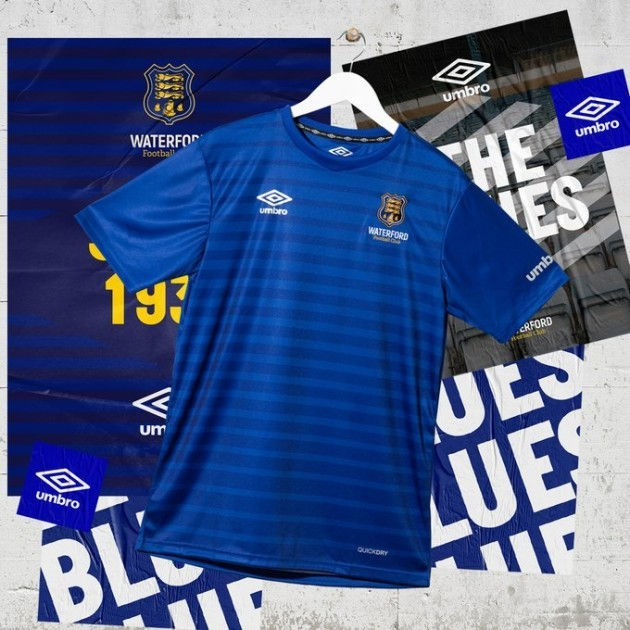 Waterford new home jersey