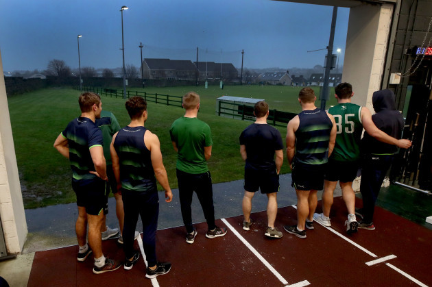 connacht-players-watch-the-academy-squad-train