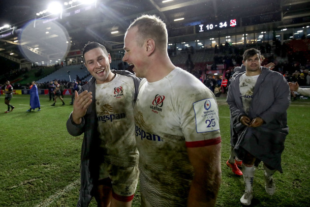 john-cooney-and-luke-marshall-celebrate-after-the-game