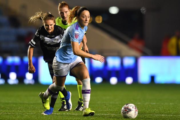 manchester-city-women-v-fc-lugano-women-uefa-womens-champions-league-the-academy-stadium