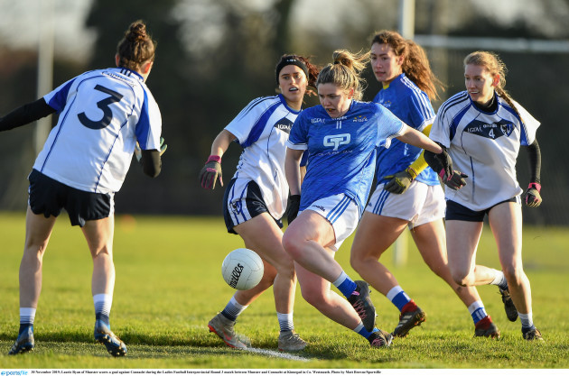 munster-v-connacht-ladies-football-interprovincial-round-3