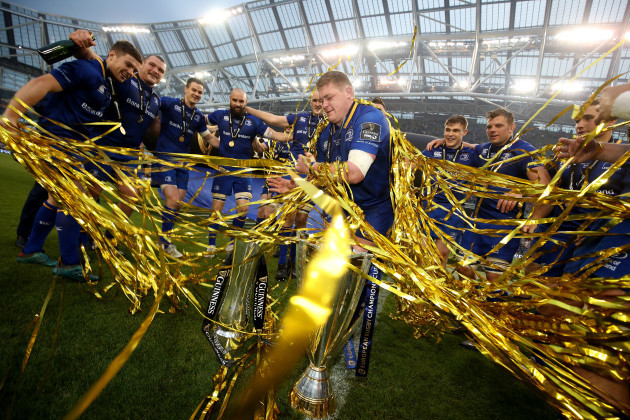 tadhg-furlong-celebrates-with-the-pro14-and-champions-cup-trophies