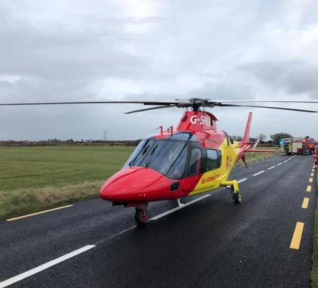 ICRR Air Ambulance 001