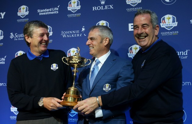 golf-2014-ryder-cup-european-vice-captains-announcement-the-government-buildings