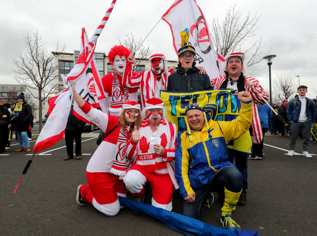 clermont-and-ulster-fans-outside-stade-marcel-michelin-before-the-game