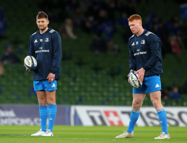 ross-byrne-and-ciaran-frawley-during-the-war-up