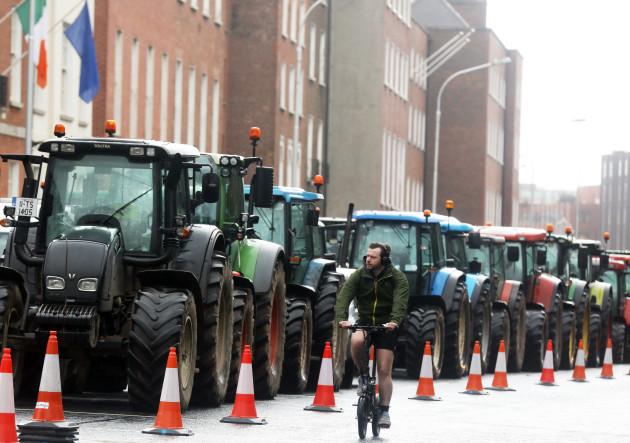 3383 Farmers protest
