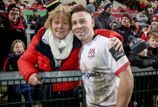 john-cooney-with-his-mother-liguori-after-the-game