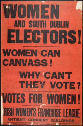 national library women vote