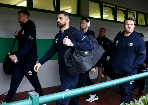 rob-kearney-and-peter-dooley-arrive-ahead-of-the-game
