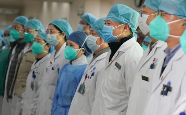 china-hubei-wuhan-medical-staff-fight-against-novel-coronavirus-cn