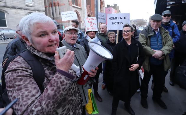 vicar-street-hotel-protest