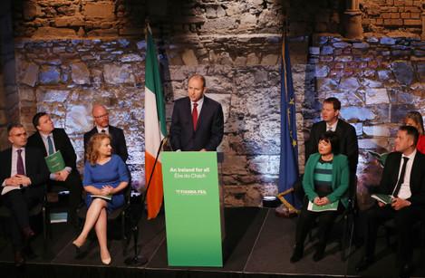 001 Fianna Fail manifesto