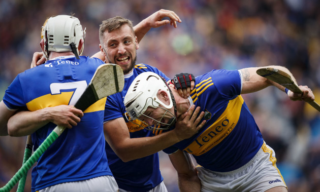 padraic-maher-james-barry-seamus-kennedy-and-ronan-maher-celebrate-at-the-final-whistle