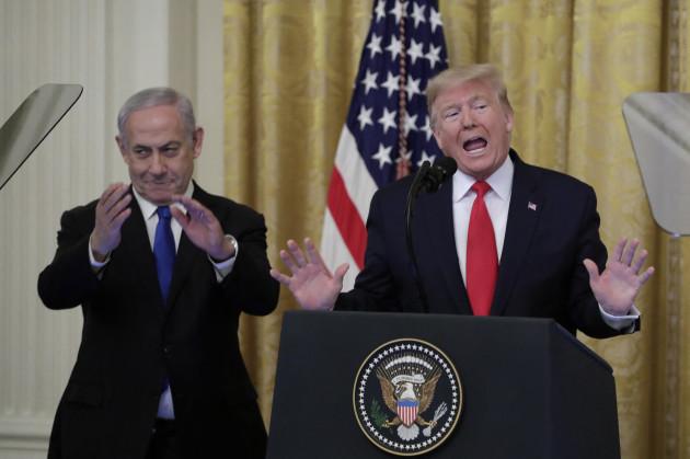 donald-trump-and-benjamin-netanyahu-remarks-washington