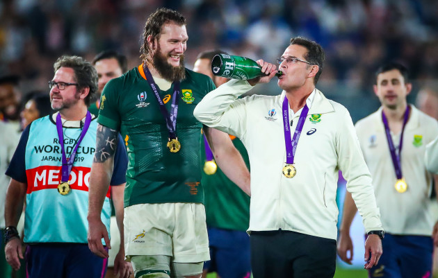 rg-snyman-celebrates-with-rassie-erasmus-after-the-game