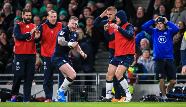 stuart-hogg-celebrates-after-believing-he-had-scored-a-try