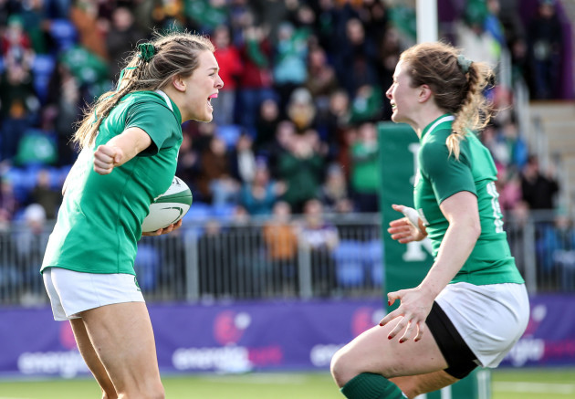 beibhinn-parsons-celebrates-scoring-a-try-with-lauren-delany