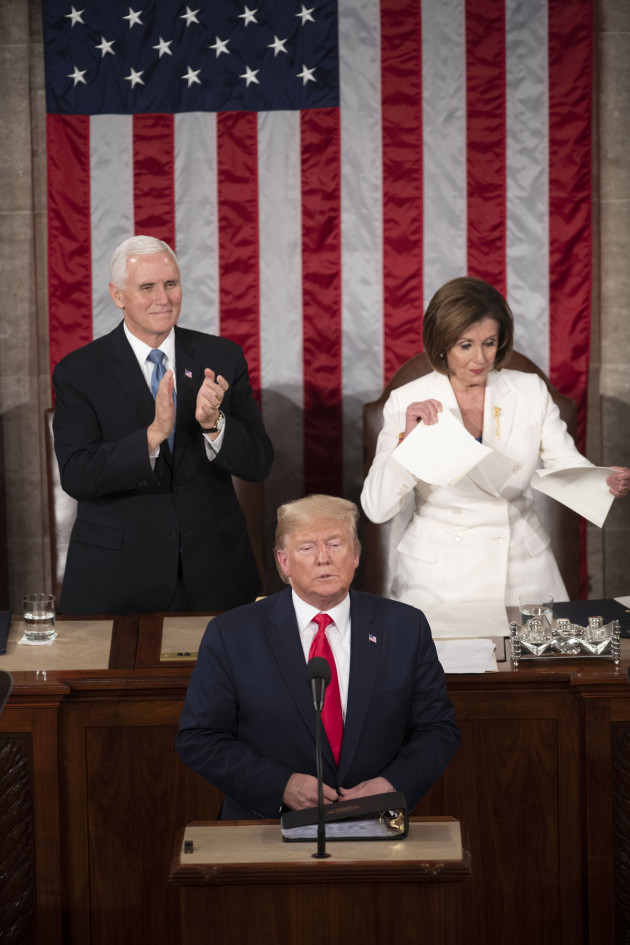 u-s-washington-d-c-trump-state-of-the-union-pelosi